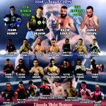Kickboxing Classics – Out for Glory 22 August 2015