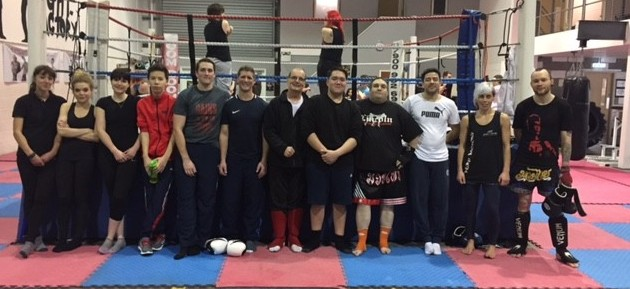 Lincoln Fight Factory - Kickboxing - MMA - Boxing | Students