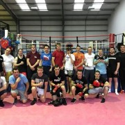 Boxing - final session
