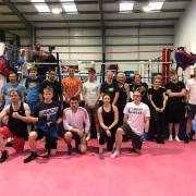 New boxing course