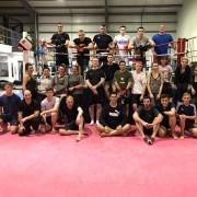 Beginners kickboxing 2018