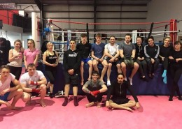 Beginners-kickboxing-2018 course last session