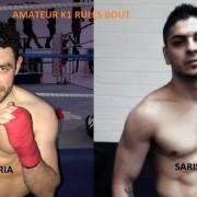Etoria vs Sarissky