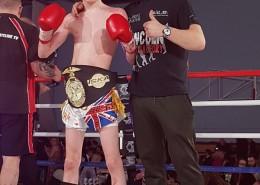 Keegan Roberts - World Champ