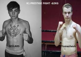 Sellars vs Tomashevic