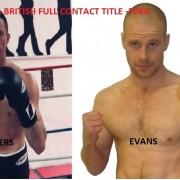 Vickers vs Evans