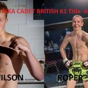 Wilson vs Roper