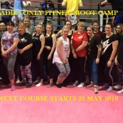 Second Ladies Boot Camp