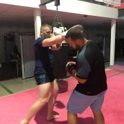 Kickboxing - 3rd course