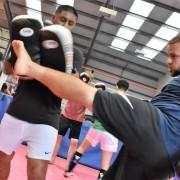 Beginners Kickboxing