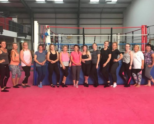 ladies Boot Camp week 7
