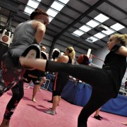 Beginners Kickboxing 2