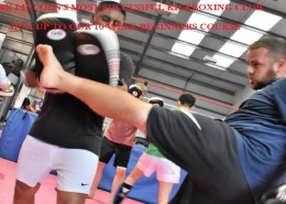 Beginners Kickboxing Sign Up