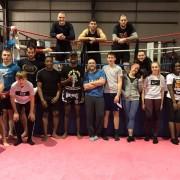 Beginner Kickboxing 2019